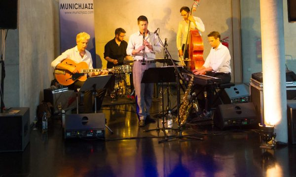 Christian Schumacher Trio feat. Jurek Zimmermann & Knud Mensing