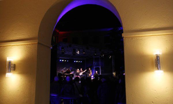 Auftakt der Langen Nacht der Musik im Theatinerhof: Atmosphäre